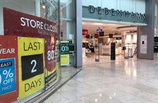 Final Debenhams stores to shut in UK as chain's 243-year history ends