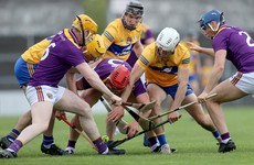 O'Connor fires winner as Wexford edge out Clare with red cards on both sides in Ennis