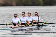 Impressive Irish four book place in final at Olympic qualifier