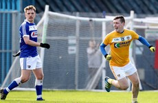 Former Antrim dual star set to line out for Tyrone hurlers