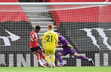 Tella scores first Southampton goal in victory over Fulham
