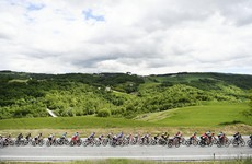 Frenchman Lafay claims first stage win at Giro d'Italia