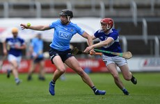 Burke hits 0-18 as Dublin dominate Laois for first league win