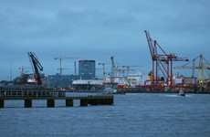 Man (20) dies in workplace accident in Dublin Port this afternoon