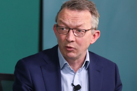 Dr Colm Henry, the HSE's Chief Clinical Officer (file photo)