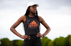 18-year-old Rhasidat Adeleke sets new Irish 200m record