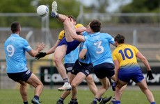 Two sin bins, three penalties and 1-13 for Costello as Dublin ease past Roscommon