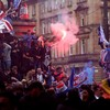 Police warn 'many more arrests will follow' over disorder during Rangers celebrations