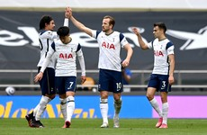 Tottenham topple Wolves to boost Europa League qualification hopes