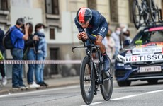 Dan Martin finishes fifth on stage 9 of Giro as Bernal takes overall lead