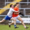 Armagh make winning return to Division One against Monaghan