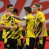Dortmund secure Champions League spot with sixth-straight Bundesliga win