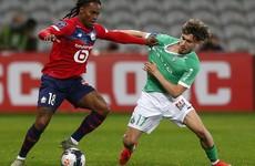 Lille wobble and Paris win to send Ligue Un title race to final weekend