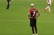 AC Milan complicate Champions League fate with Cagliari stalemate