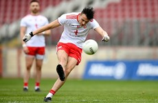 New era of attack in Tyrone and how the latest gifted forward to emerge scored 0-10 off scraps