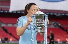 Ireland international Megan Campbell bids farewell to Manchester City