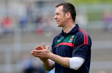 'If Mayo win an All-Ireland in five years and I'm sitting in the Hogan Stand applauding them, I'll be happy enough'