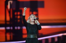 Eurovision: Ireland's Lesley Roy has failed to qualify for this Saturday's song contest final