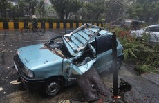 At least 33 dead and over 90 people missing as cyclone batters Covid-stricken India