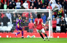Cavani welcomes Man Utd fans back to Old Trafford with wonder goal in Fulham draw
