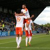 Blackpool take big step towards play-off final with win at Oxford