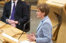 Sturgeon makes fresh pledge on independence referendum as she's re-elected as Scotland's first minister