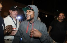 Floyd Mayweather Jr released from Vegas jail after 2 months