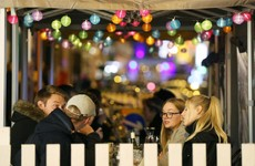 'No time limits' for beer gardens says Varadkar as Dublin's Merrion Row gets summer on-street dining