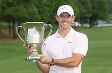 Why Rory McIlroy has found his form again ahead of this week's PGA Championship