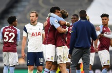 Another off-day for Tottenham gives 'wantaway' Harry Kane more food for thought