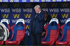 Arsenal ruin Roy Hodgson's Selhurst Park farewell with two late goals