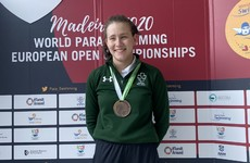 16-year-old Limerick star wins first medal at major Para competition in Portugal