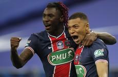 Paris Saint-Germain beat Monaco to win French Cup