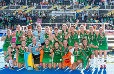 12 World Cup silver medallists in Dancer's Ireland squad for European Championships