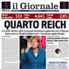 Berlusconi family newspaper calls Merkel the Fourth Reich
