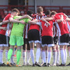 Derry City confirm no supporters permitted to attend Monday's game