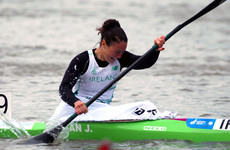Jenny Egan to compete for final Olympic spot after strong semi-final showing