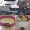 Jeep, cash and designer handbags seized as gardaí raid four properties in Dublin and Kildare