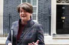 Ahead of final meeting with Boris Johnson, Arlene Foster urges him to 'deal with' NI Protocol
