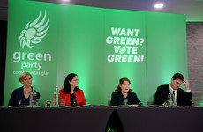 Greens discuss councillors' call to support Occupied Territories Bill as Coveney says Ireland will continue to speak up