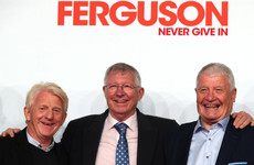'It's about a man's life' - Fergie film gets world premiere at Old Trafford