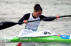 Jenny Egan misses out on Olympics spot in Canoe Sprint qualifier