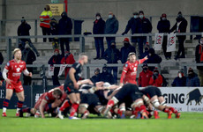 Fans set to return to the Kingspan for Ulster's next home game