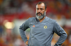 Wolves boss Nuno Espírito Santo leaving after four years in charge