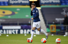 More injury worry for Kenny as Coleman ruled out of Everton's final game of the season