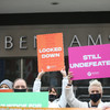 'An epic journey': Three former Debenhams workers on picketing during a pandemic