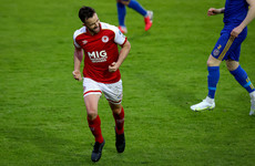 Late Benson penalty earns Pat's dramatic derby win over Bohs
