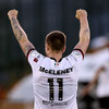 Shamrock Rovers' unbeaten league run finally comes to an end on eventful night in Dundalk