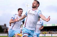 Brilliant 95th-minute free kick sees Drogheda edge Finn Harps