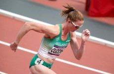 Rain dance: Downpour brings relief for Cuddihy in 400 metre heats